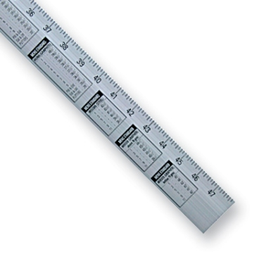 Clubmaker's 48'' Ruler